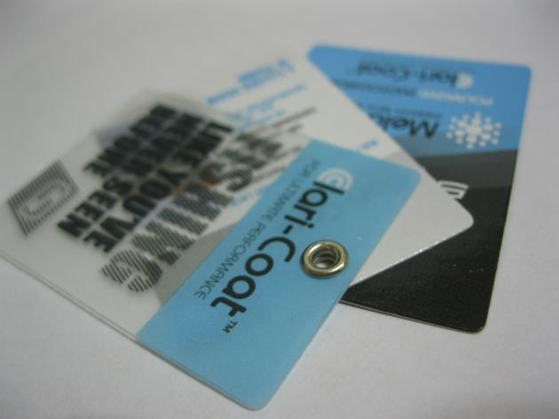 釘銅扣吊牌 2