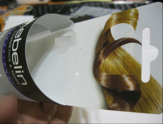 PP髮飾吊卡 6