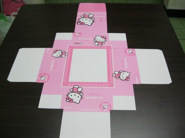 包裝紙盒 2